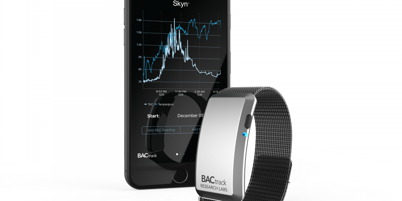 BACtrack Skyn: Monitor Your BAC Discretely
