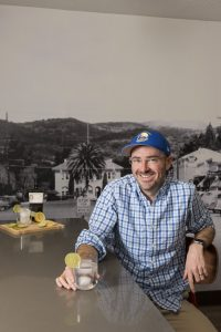 August Sebastiani, 3 Badge Beverage Company
