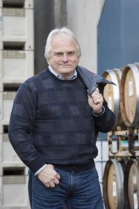 Chehalem Winery founder Harry Peterson-Nedry