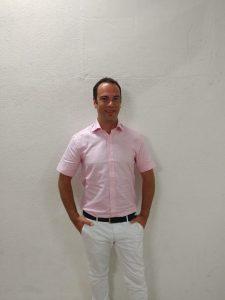IPak Wine owner Manu Fiorentini