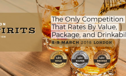 London Spirits Competition to Rate Spirits By Value, Package and Drinkability