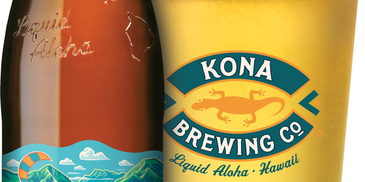 KONA BREWING COMPANY ANNOUNCES NATIONWIDE AVAILABILITY OF NEW KANAHA BLONDE ALE
