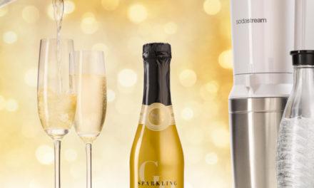 Making Bubbles: SodaStream debuts alcoholic options