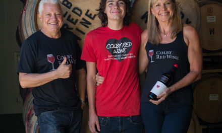 Colby Red Hits $1 Million Mark in Donations to Heart Health