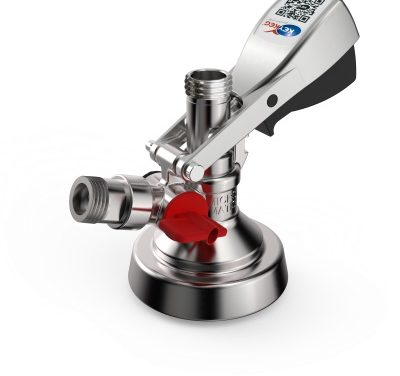 Micro Matic launches KeyKeg coupler with integrated degassing feature.
