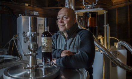 Bryan Davis: Has this California distiller unlocked the secret to rapidly aging spirits?
