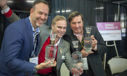 Spirited Trade Show a First-Year Success