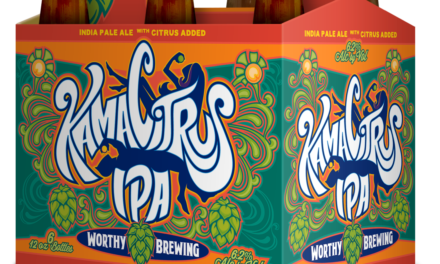 Kama Citrus IPA Makes Its Seasonal Debut