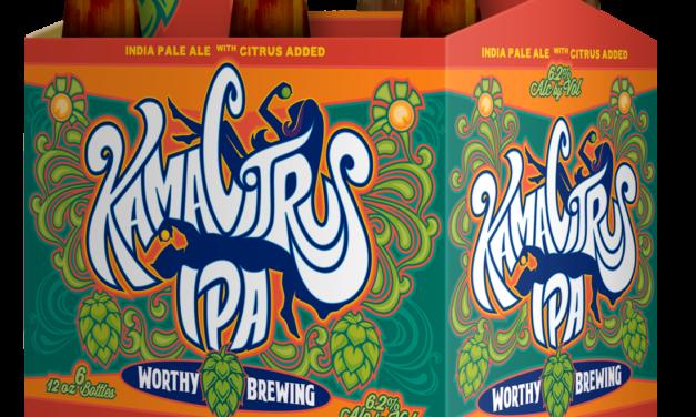 Kama Citrus IPA Makes Its Seasonal Debut