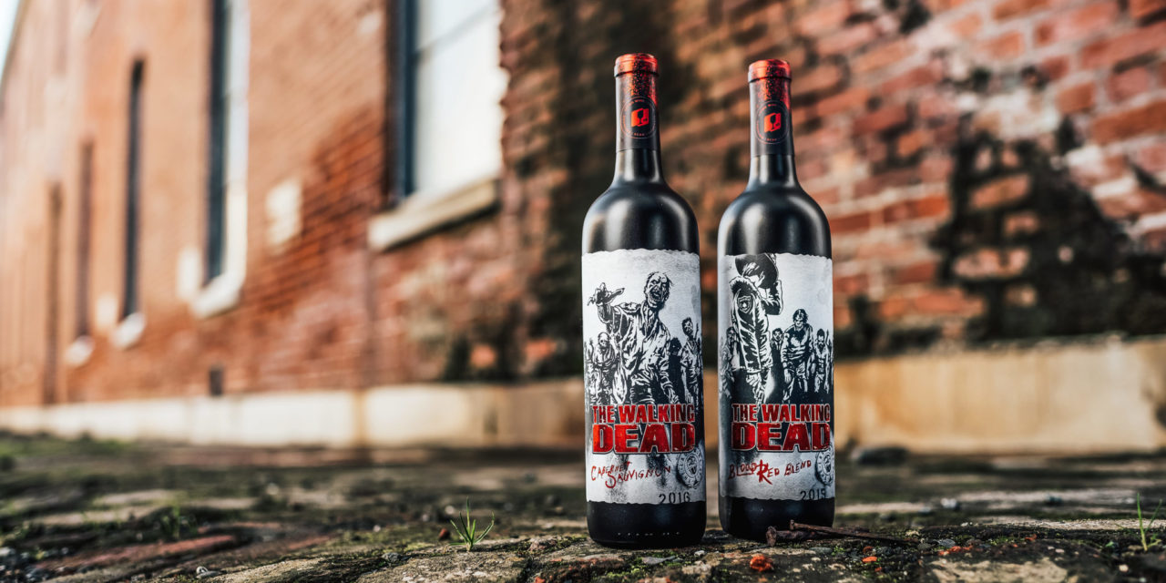 Walking Dead Wines Among Most Successful Product Launches, Now On Allocation