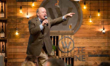 Third-Annual Willamette: The Pinot Noir Auction raises over $800,000
