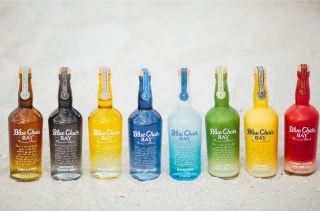 KENNY CHESNEY'S BLUE CHAIR BAY PREMIUM RUM COMMEMORATES 5TH ANNIVERSARY WITH NEW LOOK
