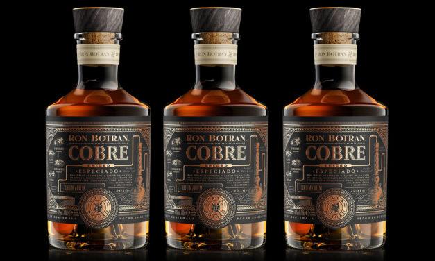 Appartement 103 designed spiced rum Botran Cobre