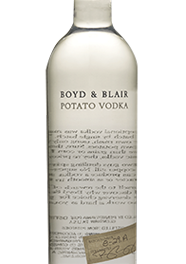 Boyd & Blair Potato Vodka Named to Full-Service Beverage Programs for Marriott Hotels