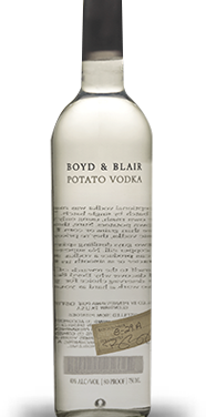 Boyd & Blair Potato Vodka Named to Full-Service Beverage Programs for Marriott Hotels