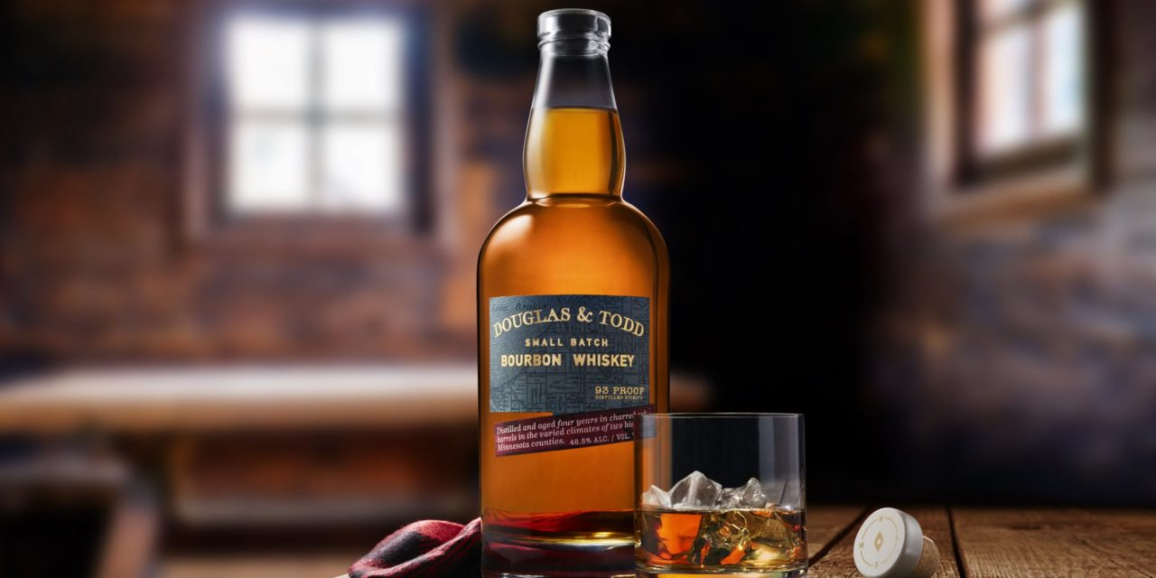 PHILLIPS DISTILLING COMPANY LAUNCHES DOUGLAS & TODD – A SMALL BATCH BOURBON THAT EMBRACES THE NORTH