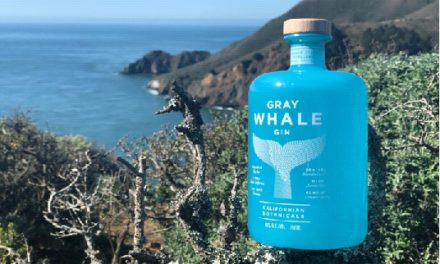 Golden State Distillery's Gray Whale Gin Wins at WSWA