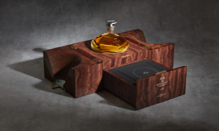 THE MACALLAN UNVEILS OLDEST WHISKY EVER RELEASED BY THE DISTILLERY –   THE MACALLAN 72 YEARS OLD IN LALIQUE, THE GENESIS DECANTER