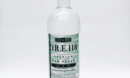 Introducing O.R.E. 118 Gin: America's First Raw Vegan Spirit is for Omnivores and Vegans Alike