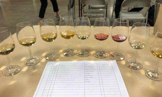 Cider House Rules: Results From the 2018 California Cider Competition and Mendocino Apple Show International Cider Competition