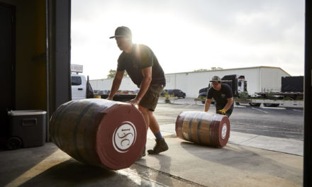 STILL AUSTIN WHISKEY CO. FILLS 1,000TH BARREL