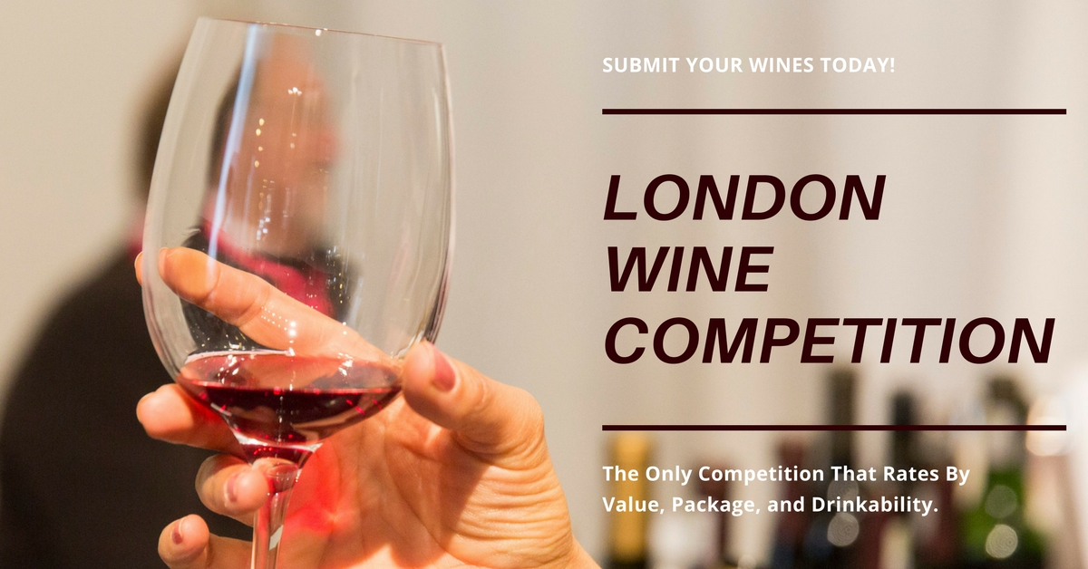 2019 London Wine Competition Aims to Deliver the Trade the Very Best Wine