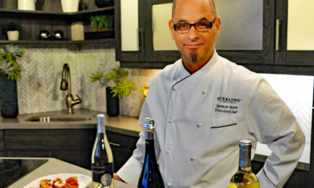 Sterling Vineyards Names Spencer Wolff Executive Chef