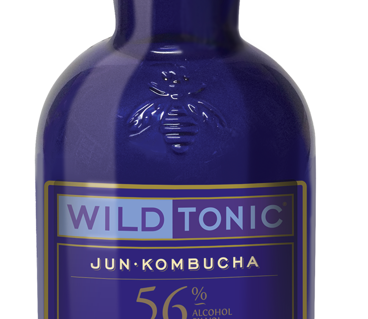 TRENDSETTING WILD TONIC JUN-KOMBUCHA FINDS ITS HOME WITH GOOD SPIRITS DISTRIBUTING