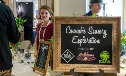 Scenes from the 2018 North Coast Wine & Weed Symposium