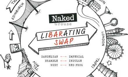 Naked Grouse's LiBARating Swap returns to inspire next generation of whisky drinkers across the world