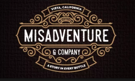 The Fifty Best Holds a Domestic Vodka Tasting: San Diego's Misadventure Vodka Takes Home Gold