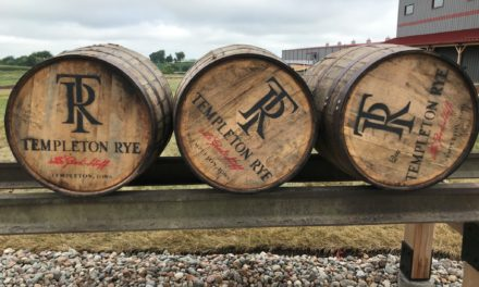 Announcing Templeton Rye Distillery Grand Opening