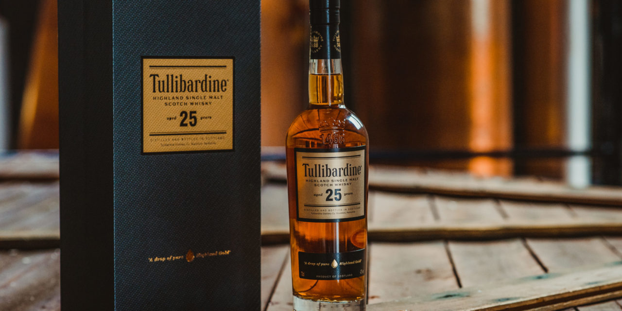 Global Recognition for Tullibardine Whiskies