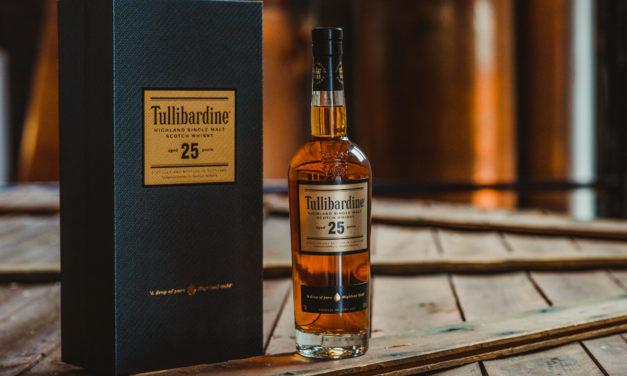 Global Recognition for Tullibardine Whiskies