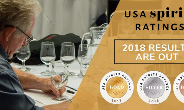 USA Spirits Ratings Announces 2018 Winners