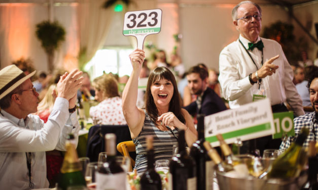Sonoma County Wine Auction Breaks Records and Raises Over $5.7 Million at Annual Charitable Fundraising Event