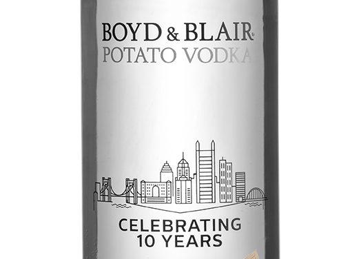 Boyd & Blair Potato Vodka Celebrates 10th Anniversary