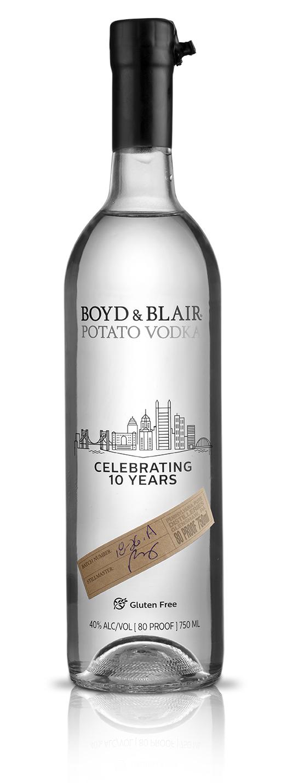 Boyd Amp Blair Potato Vodka Celebrates 10th Anniversary