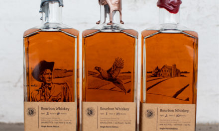 Three Bourbons. Three Months. Introducing the Bespoke Bourbon Series