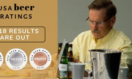 USA Beer Ratings Announces 2018 Winners