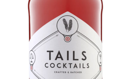 TAILS COCKTAILS ANNOUNCES BRAND RELAUNCH IN TIME FOR LONDON COCKTAIL WEEK