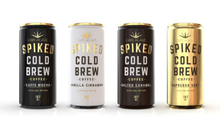 Cafe Agave Heats Things Up With Launches Of New Spiked Cold Brew, Coffee + Alcohol; 12.5% ABV
