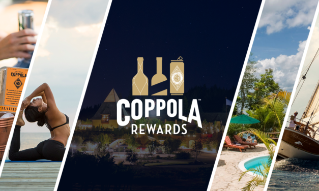 WELCOME TO COPPOLA REWARDS
