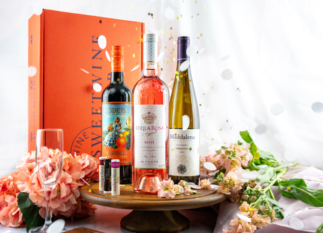RIBOLI FAMILY WINE ESTATES OF SAN ANTONIO WINERY LAUNCHES FIRST EVER SWEET WINE CLUB
