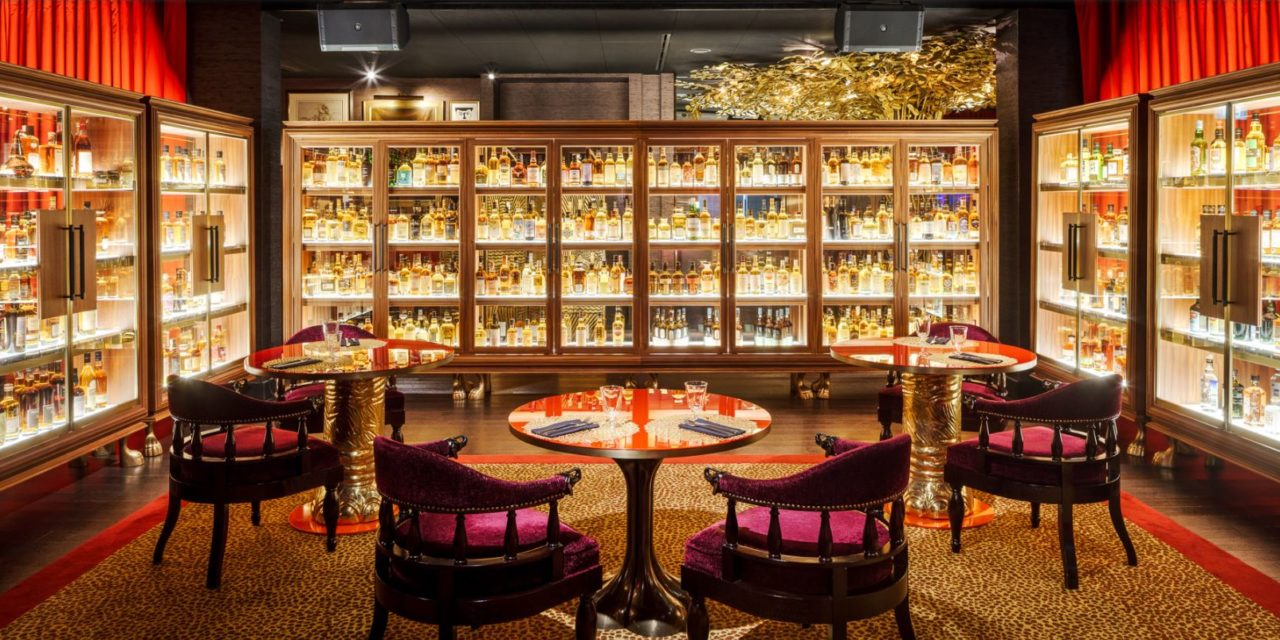 Vagabond Club's Whiskey Library: A Storied Collection Of Rare and Unique Whiskies