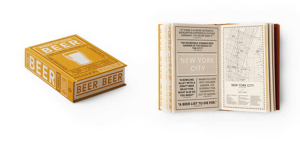 New Book Ensures Beer Is Never Far Away