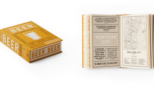New Book Ensures Beer Is Never Far Away