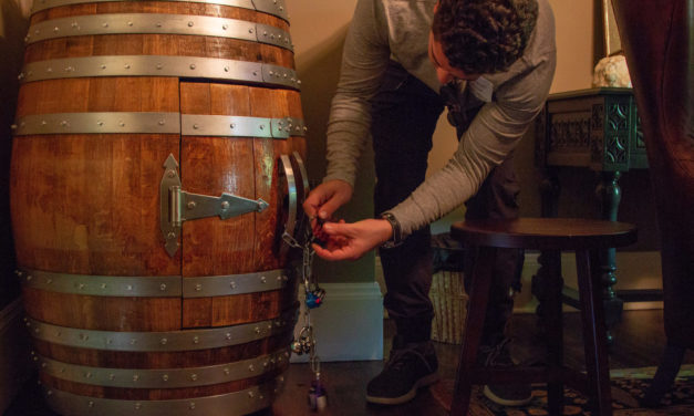 Gotta Get Out: Chateau St. Jean Uses Existing Tasting Room Space in a Novel and Experiential Way
