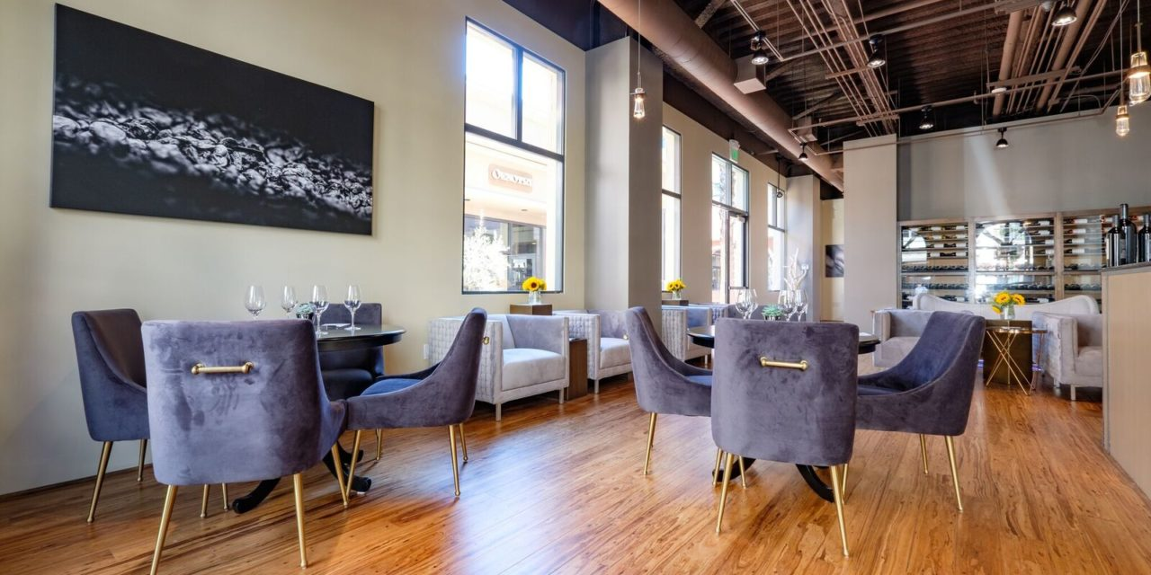 Cornerstone Cellars Opens New Tasting Room in Downtown Napa