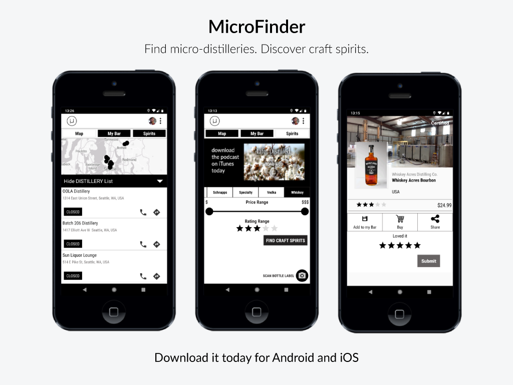 MicroShiner launches mobile app for discovering craft